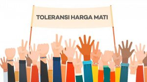 Aksi Vandalisme Tempat Ibadah dan Pentingnya Toleransi