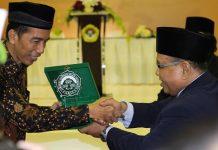 Apresiasi Dari Presiden Dan Menteri Agama Terhadap LDII