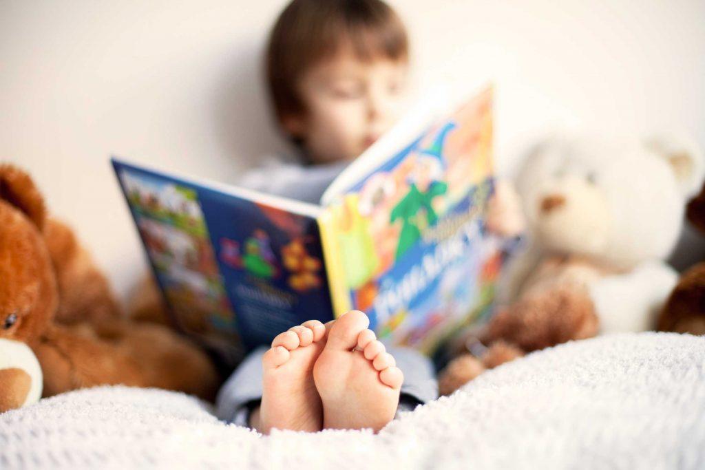 Bacakan Cerita Untuk Anak Menurut Islam