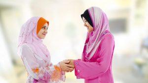 Budaya Idul Fitri Saling Bermaafan Adalah Momen di Hari Yang Baik