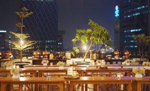 Cafe Langit Seduh Larang Pengunjung Pakai Sandal Jepit