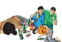 Ceramah Agama Tentang Hukum Mabuk-mabukan