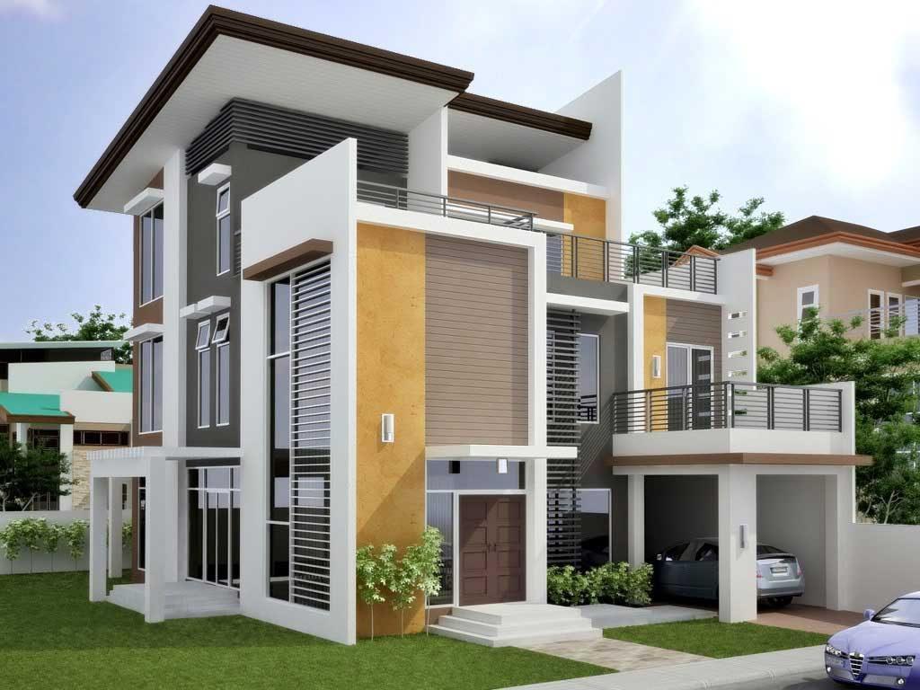 Contah-Gambar-Desain-Rumah-Mewah-Minimalis