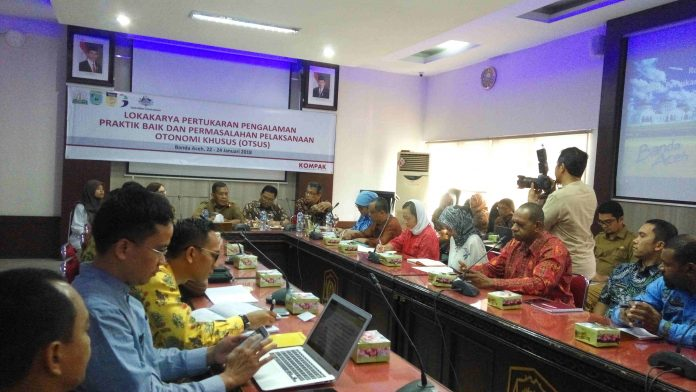 Dugaan Penyalahgunaan Dana Otsus Papua 1