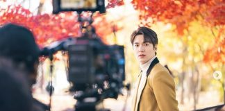 Eternal Monarch Drama Korea Trending