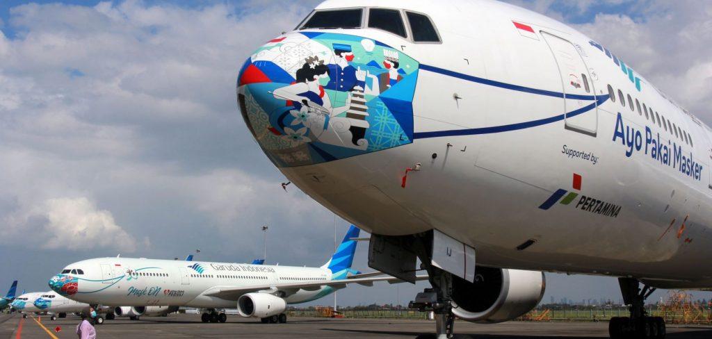 Garuda Indonesia Terlilit Hutang 1