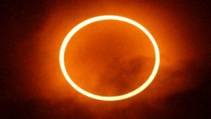 Gerhana matahari 2019