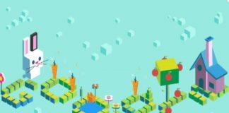 Google Doodle Games Dukung Gerakan Tetap Dirumah