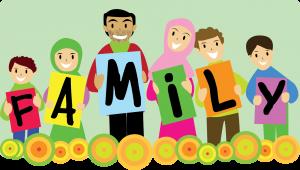 Hari Puisi Nasional, Puisi Keluarga Untuk Keluarga Islam Yang Bahagia