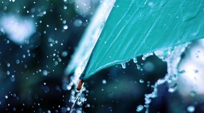 Hujan Turun dan Sebab-Sebab Turunnya Hujan