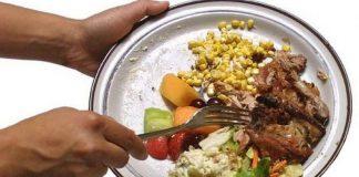 Hukum Bagi Orang Yang Membuang Makanannya