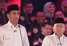 Jokowi-Ma'ruf Dinilai Warga Umbar Janji