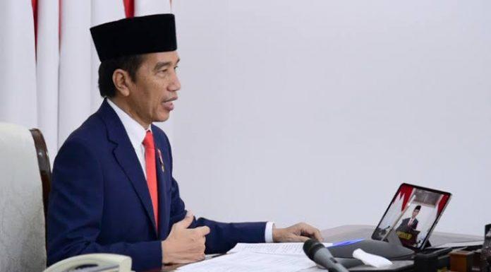 Jokowi Mundur