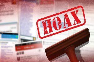 Kabar Hoax Jakarta Zona Hitam dan Begini Hoax Menurut Islam