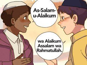 Kajian Islam Manfaat Mengucapkan Salam Sebagai Amalan2