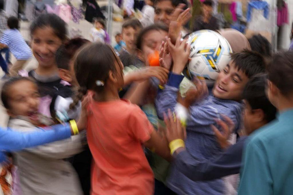 Keceriaan Anak-Anak Afghanistan 1