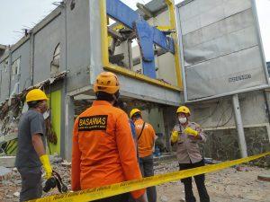 Kematian Pekerja Proyek Tertimpa Bangunan