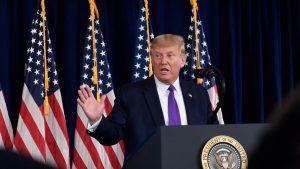 Kesepakatan Damai Arab-Israel Diumumkan Donald Trump