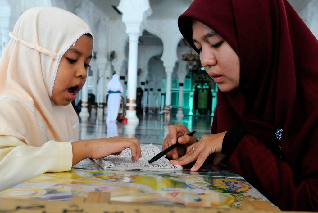 Maia Estianty Ajarkan Ikhlas Kepada Al Ghazali dan Orang Tua Teladan Menurut Islam