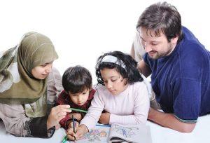 Parenting Ala pangeran William dan Hal Penting Dalam Parenting Islam