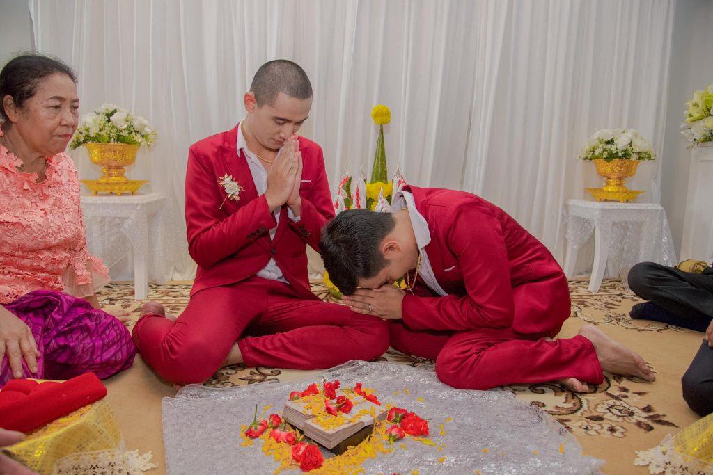Pengantin Gay Thailand 1