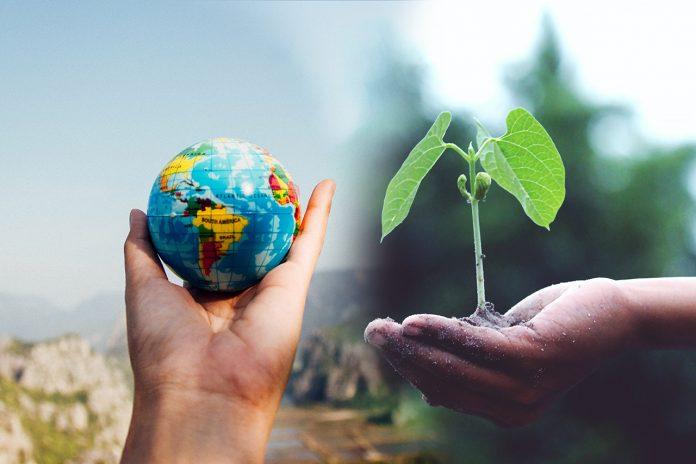 Peringati Hari Bumi 1