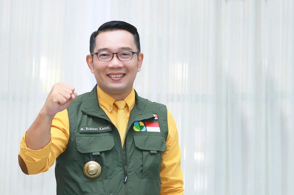 Ridwan Kamil Minta 1