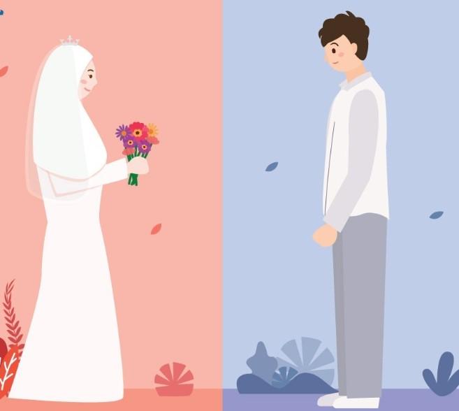 Rizki Ridho Menikah Setelah Kenal Lewat Taaruf