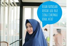 Sambut Bulan Ramadhan dengan Bekal-bekal Baik Ini