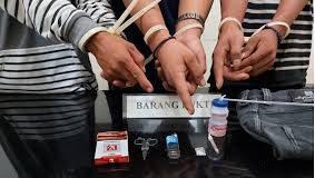 Sindikat Narkoba Digerebek 3