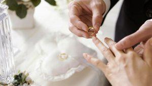 Sirajuddin Mahmud dan Zaskia Menikah Dengan Mahar Satu Set Perhiasan