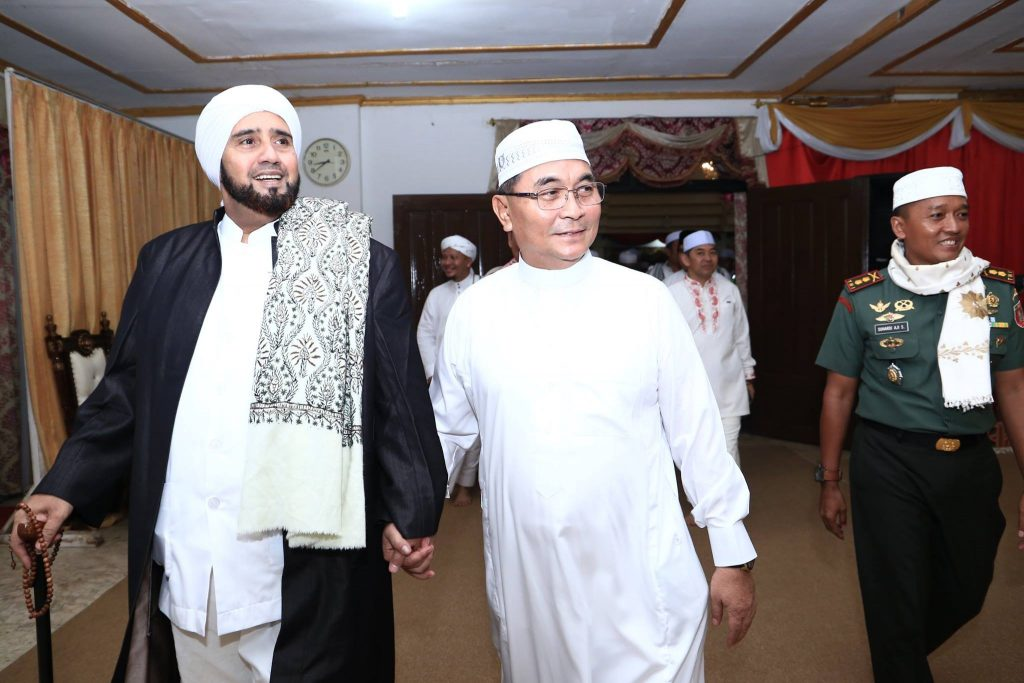 Sosok Habib Hasan Assegaf Pasuruan Dikenal Kyai Istiqomah