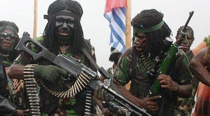 Ulah KKB di Papua 1