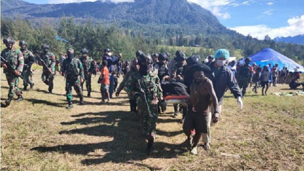 Ulah KKB di Papua 2