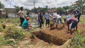 Warga Tolak Pemakaman Protokol Covid-19