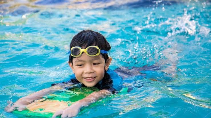 berenang di bulan puasa