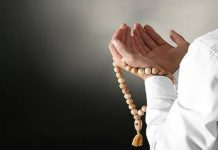 doa setelah tahajud