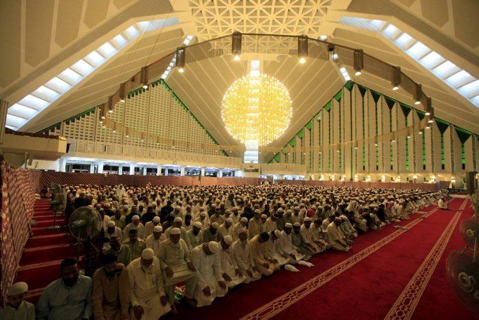 doa shalat tarawih