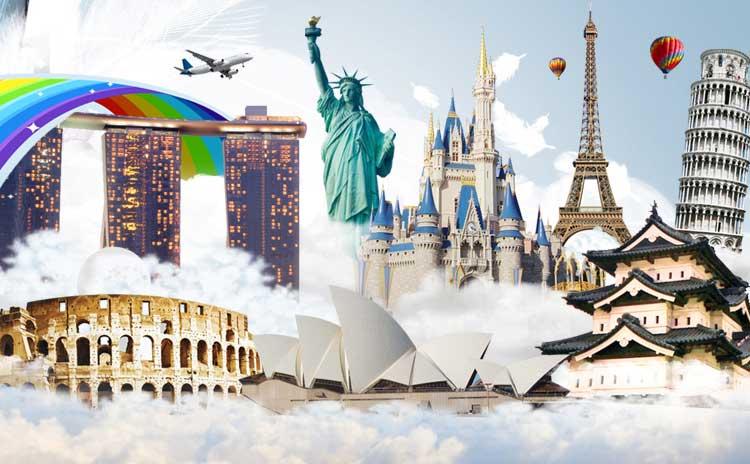 Hasil gambar untuk keliling dunia gratis kemanusiaan