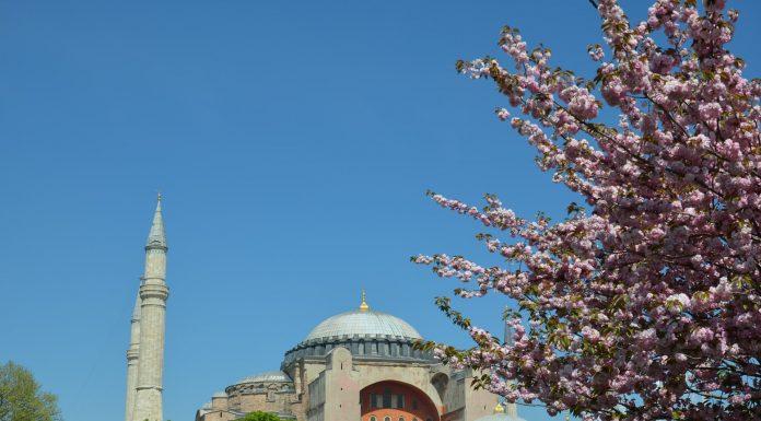 masjid hagia sophia