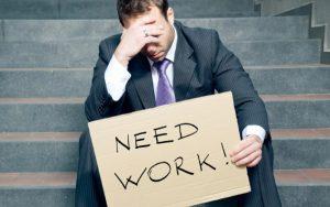 pengangguran meningkat