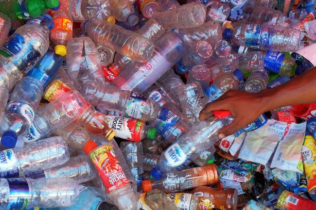 Pengolahan Sampah Plastik